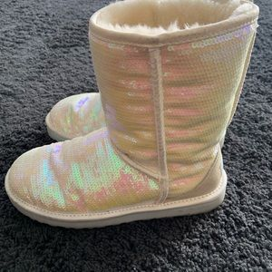 UGG Shoes - Ugg Sequin Boots